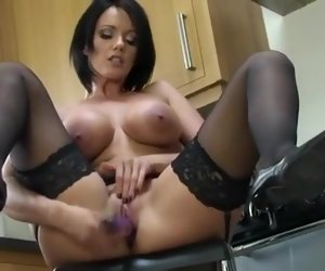 10:21 , Crazy homemade Kitchen, Stockings adult movie