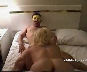 30:30 , Oldblackguy With Gloria And Debbie Swinger Orgy ...