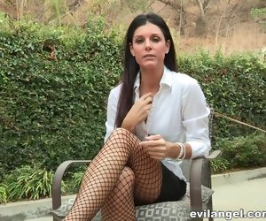 5:30 , Randy pornstars India Summer, Dana Vespoli hither Hottest HD, Dildos/Toys porn..