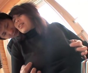 52:53 , Hottest Japanese chick in Simmering Blowjob, Squirting JAV movie