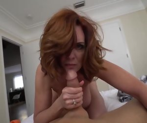 17:11 , College Cougar Emo Hd Mature Mom Red Redhead Saggy Tits