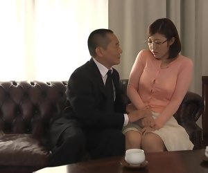 1:55:35 , Boss Censored Japanese Red Wife