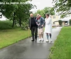 14:39 , Amateur Fetish Granny Old Straight Threesome