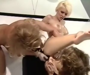1:54:09 , Anal Big Double Lesbian Orgy Threesome Tits Toys Vintage