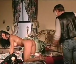 6:11 , Hank Armstrong spanking Anna Malle vintage fetish bdsm