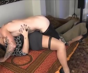 4:49 , Crazy sex couple Big Tits seductive one