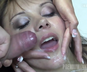 10:29 , Premium Bukkake - Michelle swallows 74 huge bite cumshot