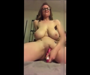 1:12 , Huge Saggy Tit Mom Hither Glasses Toys The brush Cunt