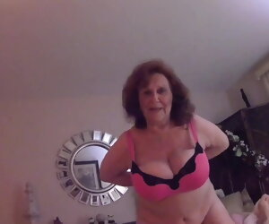 5:15 , Can't Guess I Got Roughly Fuck This Exploited 83yo GILF