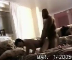 2:06 , Korean housewife nuisance bleeding by BBC shouting fuck my nuisance