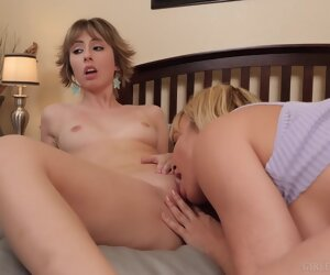 46:26 , GirlfriendsFilms - Dana Dearmond Coupled with Daphne Try one's luck