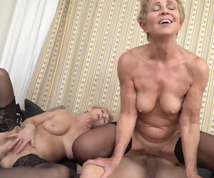 25:00 , Blow Cougar Granny Hd Mature Milf Mom Old Stockings