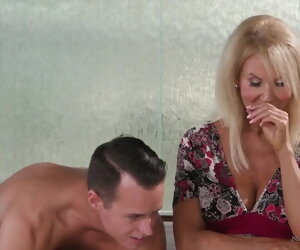 10:00 , Lucky guy fuck 2 matures