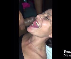 2:56 , Wife has multiple orgasms while cuckold pinch pennies records