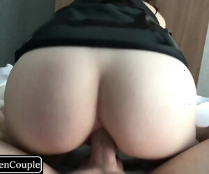 14:24 , Surprised my bf with anal fuck and huge albatross in my ass