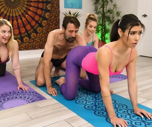 7:59 , The Guru Of Gawp Free Video With Steve Holmes & Brooklyn Gray - Brazzers